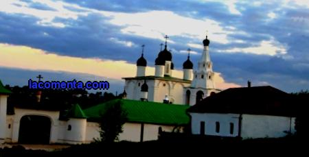 10 operating monasteries in the Tula region