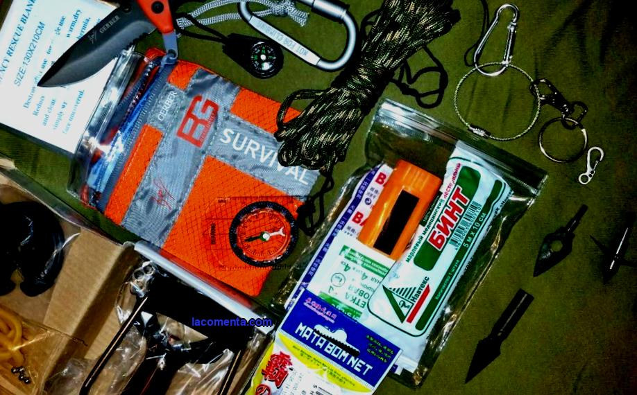 The best gift for a Hunter, Fisherman, Tourist, Traveler, Mushroom picker, and just a person whose safety you care about is the National Explorer Extreme Survival Complex based on the archery slingshot and a unique set of elements for survival in any extreme situation. In honor of February 23, with all CES NEC Complexes ordered in February, the original enamelled brass badge of the GUARDS of the USSR Armed Forces will be sent free of charge (it is not an award in connection with the collapse of the USSR and can be worn by any patriot who wishes).