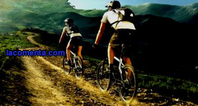 Types of cycling tourism
