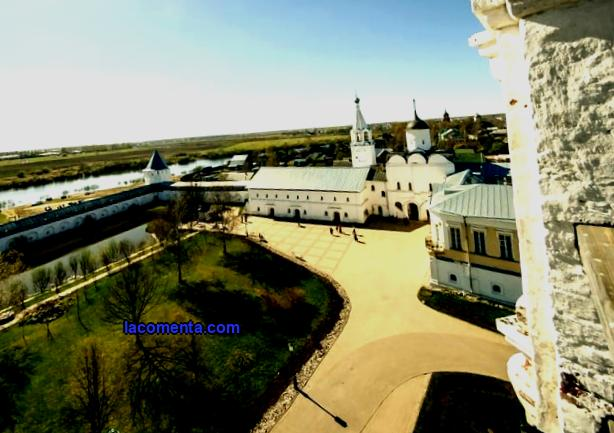 Vologda region for tourists