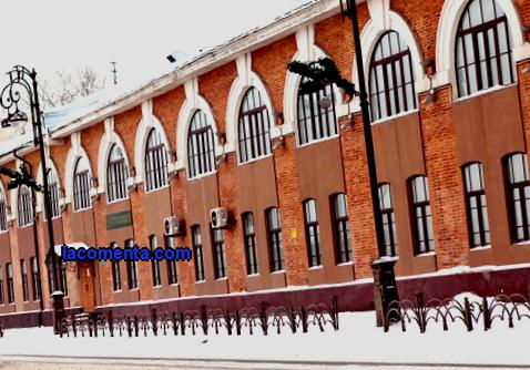 What to see in Tyumen in winter