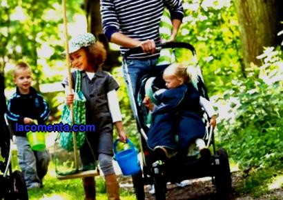 Ranking for the best lightweight strollers. Review of good inexpensive, comfortable, safe models for walking and traveling.