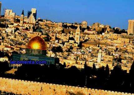 Holidays in Jerusalem