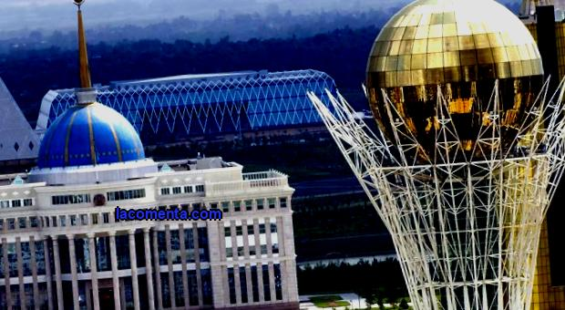 The birth of the city of the future - unusual excursions in Astana