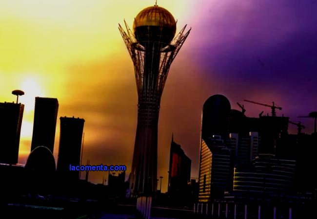The birth of the city of the future - unusual excursions in Astana. Trace the history of development of Astana and see its business cards