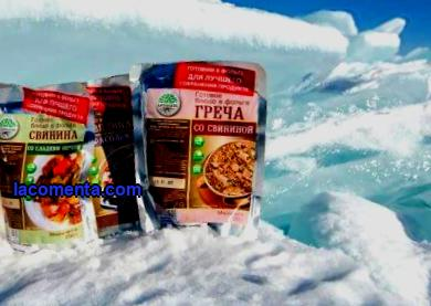 Food on the hike, what should it be? We will try to answer this question in this article. Various options for drawing up a layout and a hiking diet.