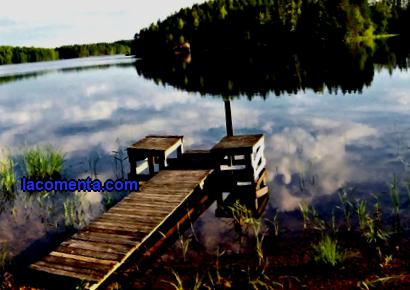 Ecological recreation in Finland Karelia Cottages