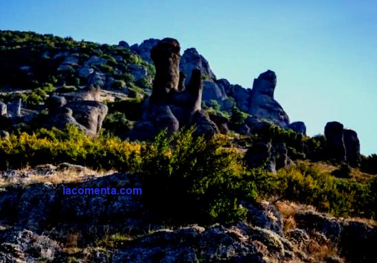Ancient secrets of the mountainous Crimea (light with auto escort): photo