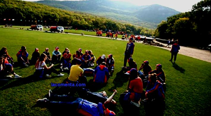 How will rest in children's camps will be organized in COVID-19 @