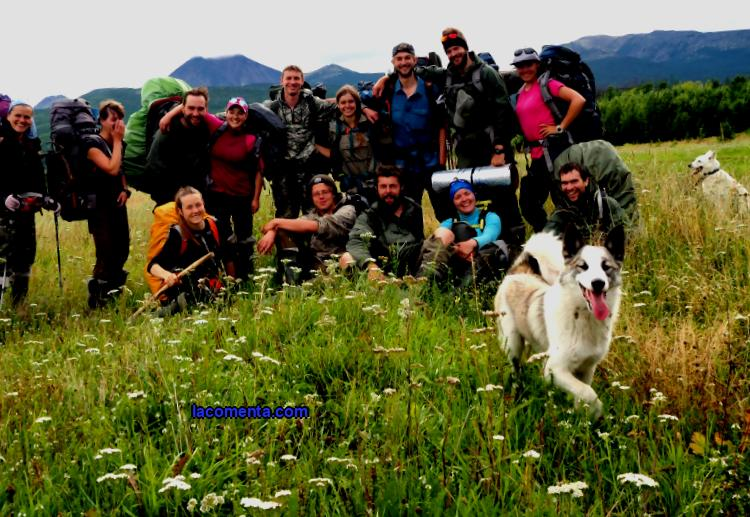 How to walk 165 km in Kamchatka and participate in scientific research