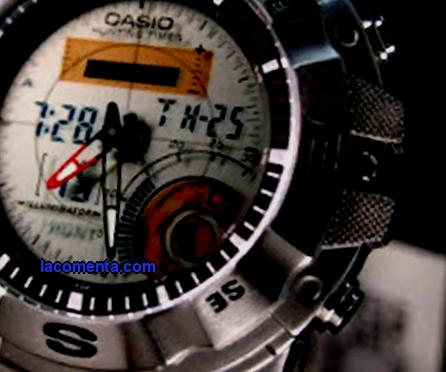 How to choose a watch for hunting and fishing