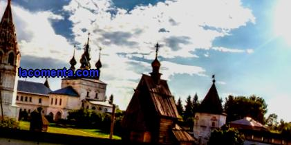 Which monasteries in the Vladimir region are worth visiting