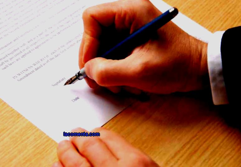 Sample commercial proposal for the provision of services; registration rules