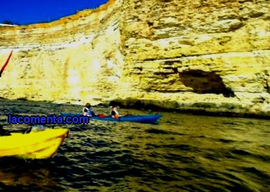 Kayaking in Crimea - where is the best place to swim