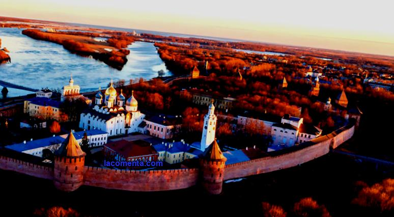 Where to go in Russia: Veliky Novgorod