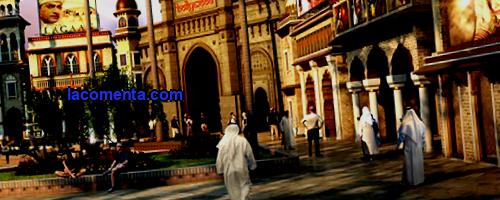 UAE resorts; the most complete list, marks on the map, photos, hotels in resorts
