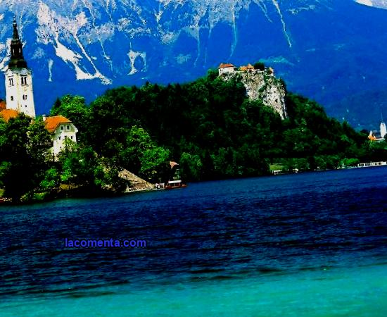 Excursion Alpine lakes Bled and Bohinj