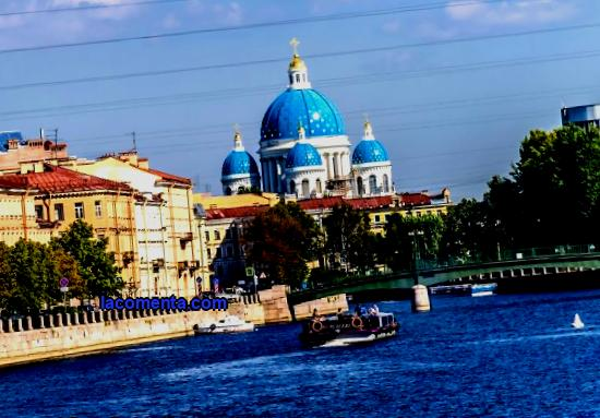 The best self-guided tours in St. Petersburg