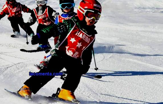 Skiing for children; where does it all start