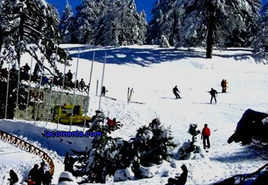 Holidays in Cyprus: ski resorts, location, services
