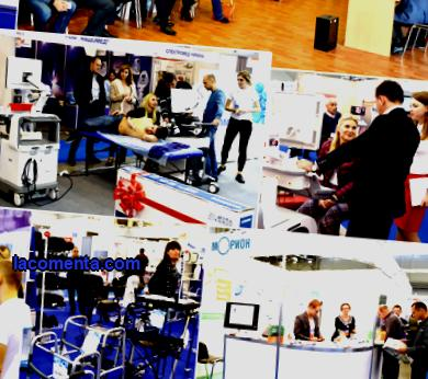From 4 to 6 October 2016, the 25th anniversary International Medical Exhibition was held in Kiev, organized by Premier Expo
