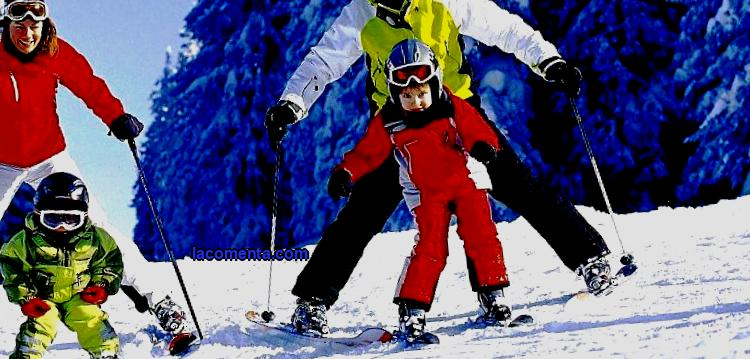 Alpine skiing safety rules