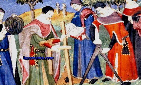 Educational tourism of the middle ages