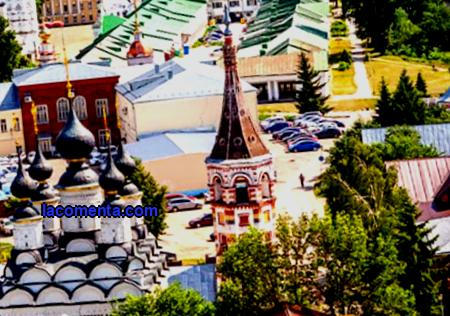 Excursions in Suzdal