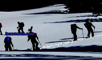 Features of ski tourism Stages of organizing and conducting a ski trip Lecture 1; presentation