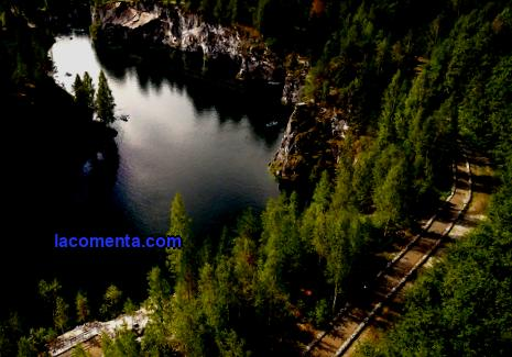 Five adventures; Ruskeals: in the land of mountain wizards