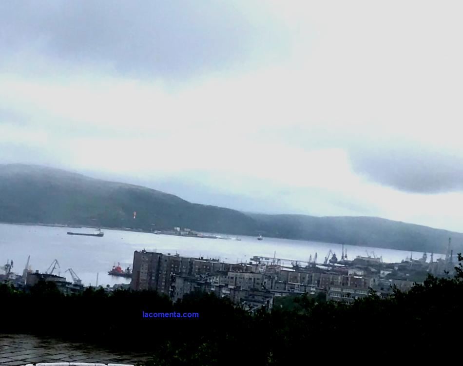 Visited Murmansk