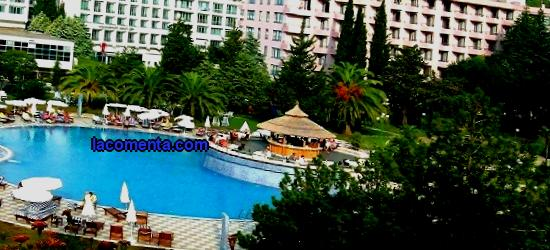 Rating of hotels for holidays on the sea in Montenegro