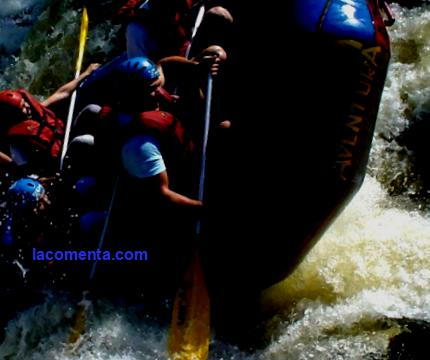 The history of rafting - a sport everyone should do