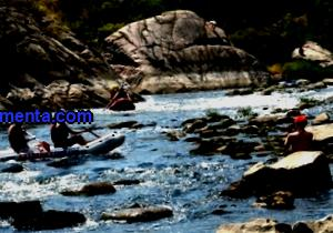 Rafting, rafting on the rapids of the Southern Bug and Desna with Extreme tour