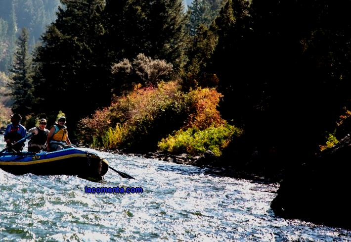 Rafting on the Okhta River on sports catamarans: a detailed description of the route, a trekking plan and other useful information.
