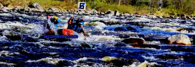 History of sport rafting