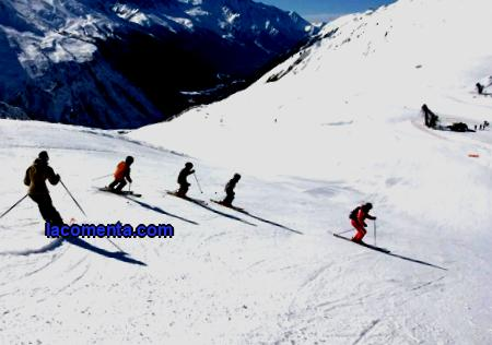 Popular travel destinations in France