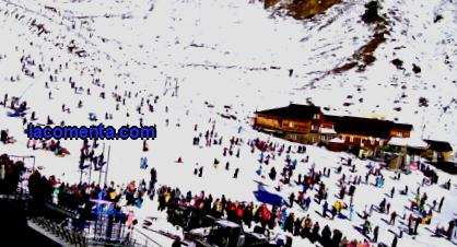 Top 5 ski resorts in the Caucasus About everything The Caucasus Mountains are an extraordinary place. There is a mild climate, healthy air, gentle sun and picturesque nature. People come here to rest