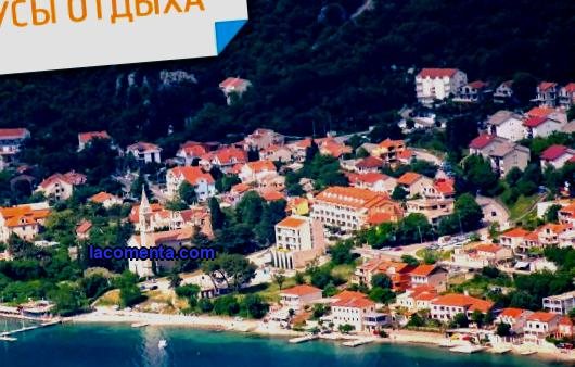 Active tourism in Montenegro