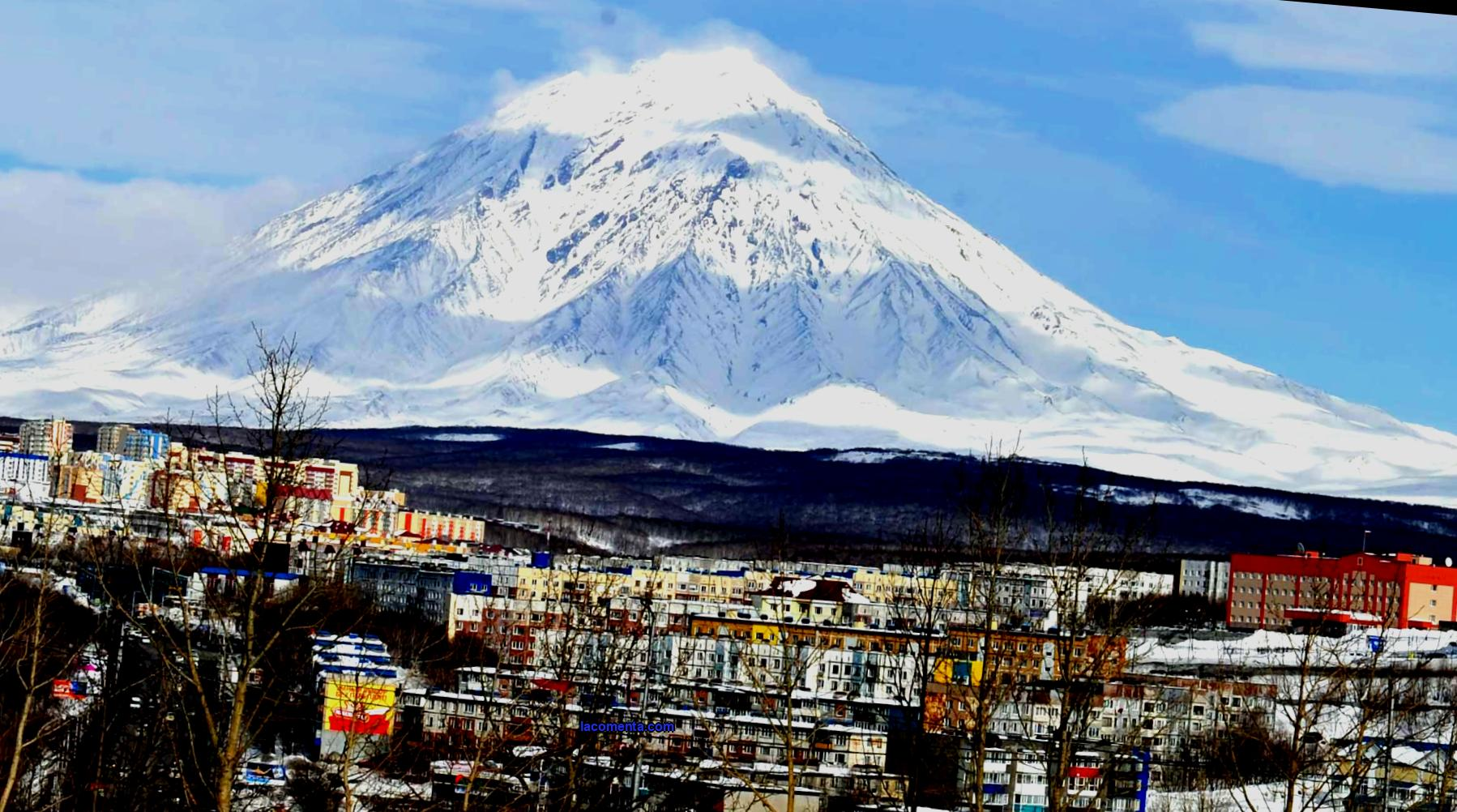 Your Kamchatka: volcanoes, geysers and the Pacific Ocean