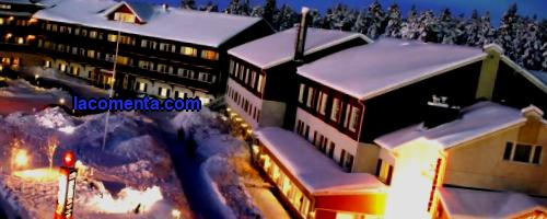Winter resorts in Finland
