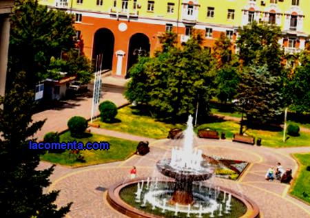 Excursions in Kemerovo
