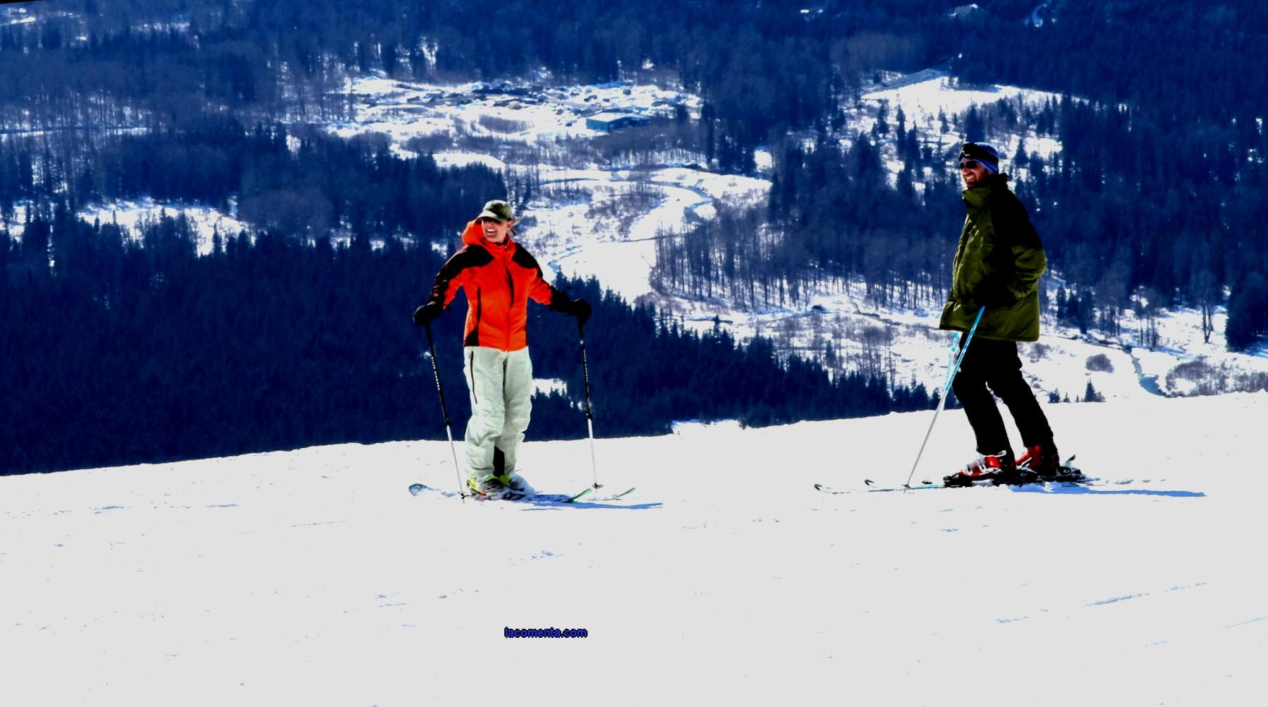 The gorgeous nature and the availability of entertainment have made the Lago-Naki ski resort in Adygea very popular, the skiing season here lasts from December 2020 to April 2021.
