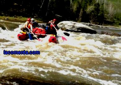 All about spring rafting on the rivers of Bashkiria