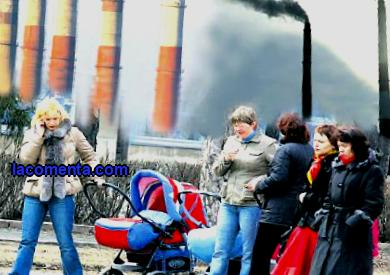 Environmentalists have compiled a rating of the pollution of the districts of Yaroslavl