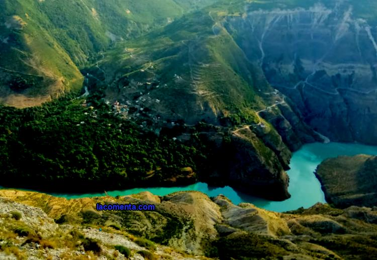 High from high: a few days in Dagestan
